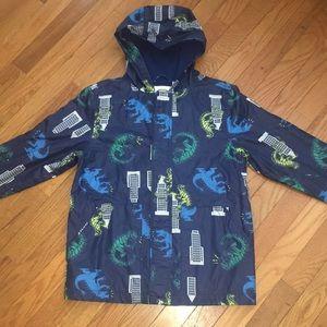 Gymboree Dragon Rain Jacket